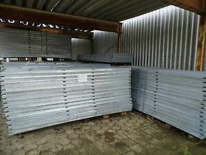 Gitterrost zum Auflegen für Doppelregal ca. 2.810 x 890 mm Maschen 30 x 30 mm