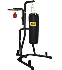 Image Is Loading Free Standing Punching Bag Stand Everlast Alone