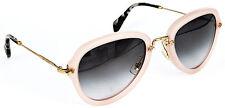 Miu Miu Sonnenbrille / Sunglasses SMU03Q 55[]24  TV1-3E2 Konkursaufkauf // 5(47)