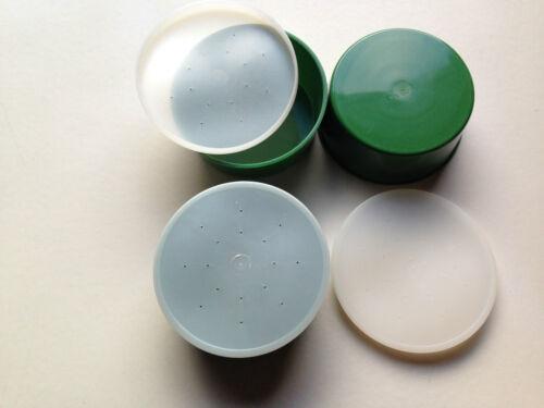 Wurmdosen Madendosen Kleinteiledose Madenbehälter