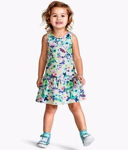 2 New Beautiful Girls Summer Dress Size:1
