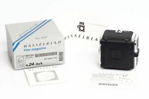 Hasselblad Magazine A24 Chrome 30224 - *NEW OLD STOCK*