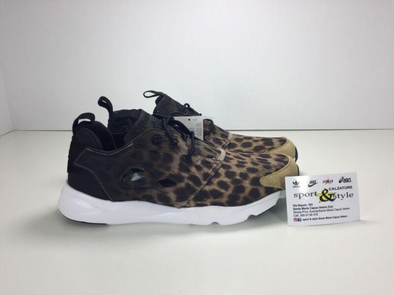 -scarpe N 42.5 Uk. 8,5 Reebok Furylite Sr Running Sneakers Basse V63510