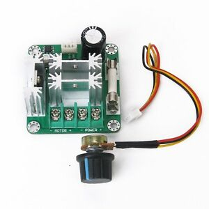6V-90V 15A Pulse Width PWM DC Motor Speed Controller LW