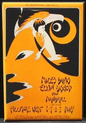 Miles Davis Fridge Magnet Miles Davis Magnet Fridge Magnet