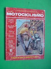 Motociclismo 6 giugno 1971 Greeves Pathfinder 175 Jawa 350 Mondial Cross V6 50