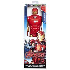 Marvel Avengers Titan Hero Series 12 Inch Iron Man Figure C0756