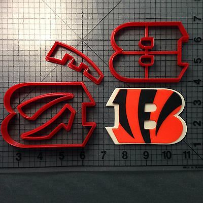 Football Team 126 Cookie Cutter Set