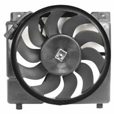 97 98 99 00 01 Cherokee 4.0L Radiator A//C Condenser Cooling Fan Motor Assembly