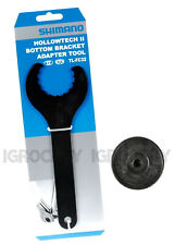 Shimano TL-FC18 Hollowtech II Crankset Arm lnstallation Tool Driver Y13098280
