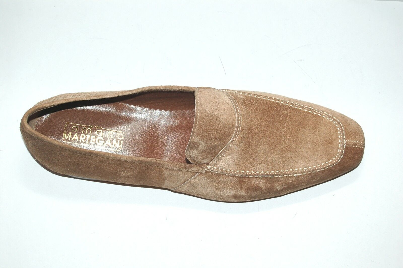 MAN - LOAFER - SUEDE SUEDE SUEDE COL.TURTLEDOVE - LEATHER SOLE - BLAKE CONSTRUCTION | Queensland  cb6c3a