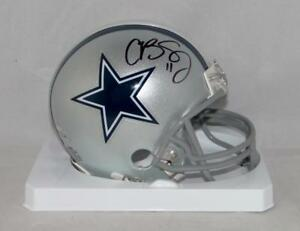Cole-Beasley-Autographed-Dallas-Cowboys-Mini-Helmet-Fanatics-Authenticated