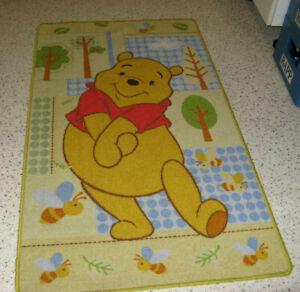 Details zu Teppich Disney Winnie Pooh 140x80cm