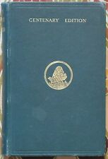 Alice's Adventures in Wonderland by Lewis Carroll, 1932 - Centenary Miniature Ed