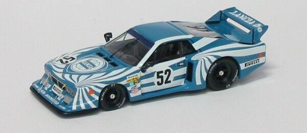 Lancia Beta Montevoiturelo  52 Le Mans  1980 Alen Ghinzani Brancatelli 1 43 Model  achats en ligne de sport