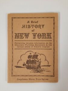 HOTEL TIMES SQUARE 1940 guest Copy HISTORY NY vintage