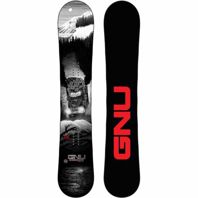 Gnu Billy Goat Men's Snowboard all Mountain Freestyle Freeride 2019 2020 New