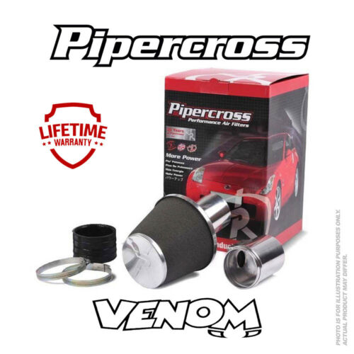 08/> Pipercross Air Induction Kit for Ford Fiesta Mk7 1.6 16v inc Zetec-S PK363