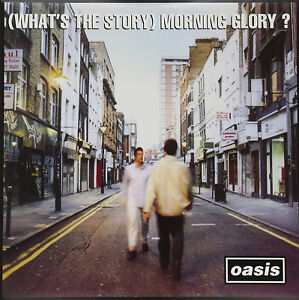 Oasis-What-039-s-The-Story-Morning-Glory-VINYL-Double-LP-Original-Recording