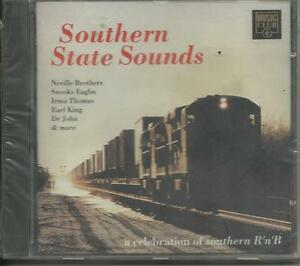 VARIOUS-Southern-state-souds-1993-CD
