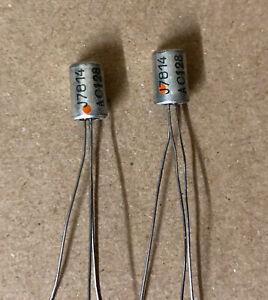 MULLARD/PHILIPS AC128 NOS Germanium PNP Transistors, Premium Set for FUZZ FACE