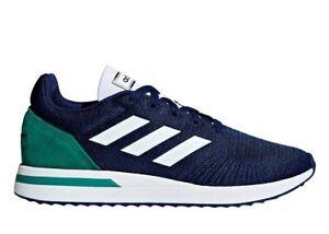 Adidas-RUN70S-CG6140-Blu-Scarpe-Uomo-Sneakers-Sportive