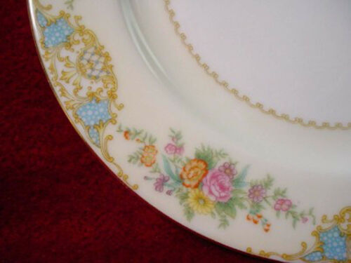 NORITAKE china MYSTERY Pattern #37 Fruit Berry Bowl