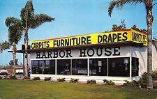 Postcard Harbor House Furniture Store in Santa Ana, California~108567