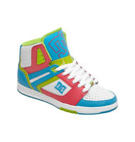 Dc - Stance Hi Womens Shoes (new) Sizes 6-7 High Tops Skate Footwear Free Ship