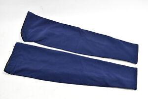 Orange Verge Men/'s Fleece Cycling Arm Warmers Brand New Size XS