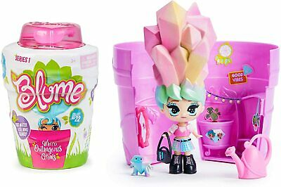 Add Water /& See Who Grows Lot Of 3 Skyrocket Blume Doll