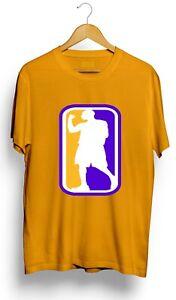 Kobe-Bryant-Mamba-Lakers-Logo-T-Shirt
