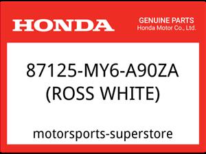 Honda OEM Part 87125-MY6-A90ZA