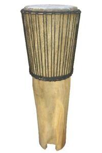 Classical Heartwood Ngoma Drum - 11x38 - Ashiko Style
