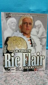 WWE-THE-ULTIMATE-RIC-FLAIR-COLLECTION-DVD-PAL-FREE-POST