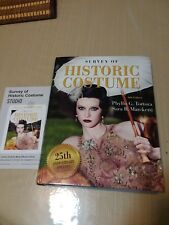 Survey of Historic Costume by Phyllis G. Tortora and Sara B. Marcketti (2015, Hardcover)