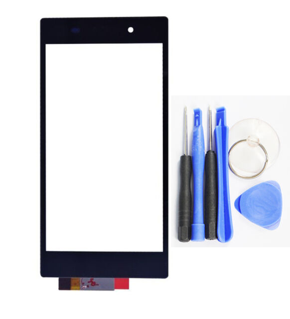 Touch Screen Digitizer Glass Len+Tools For Sony Xperia Z1 L39h C6902 C6903 C6906