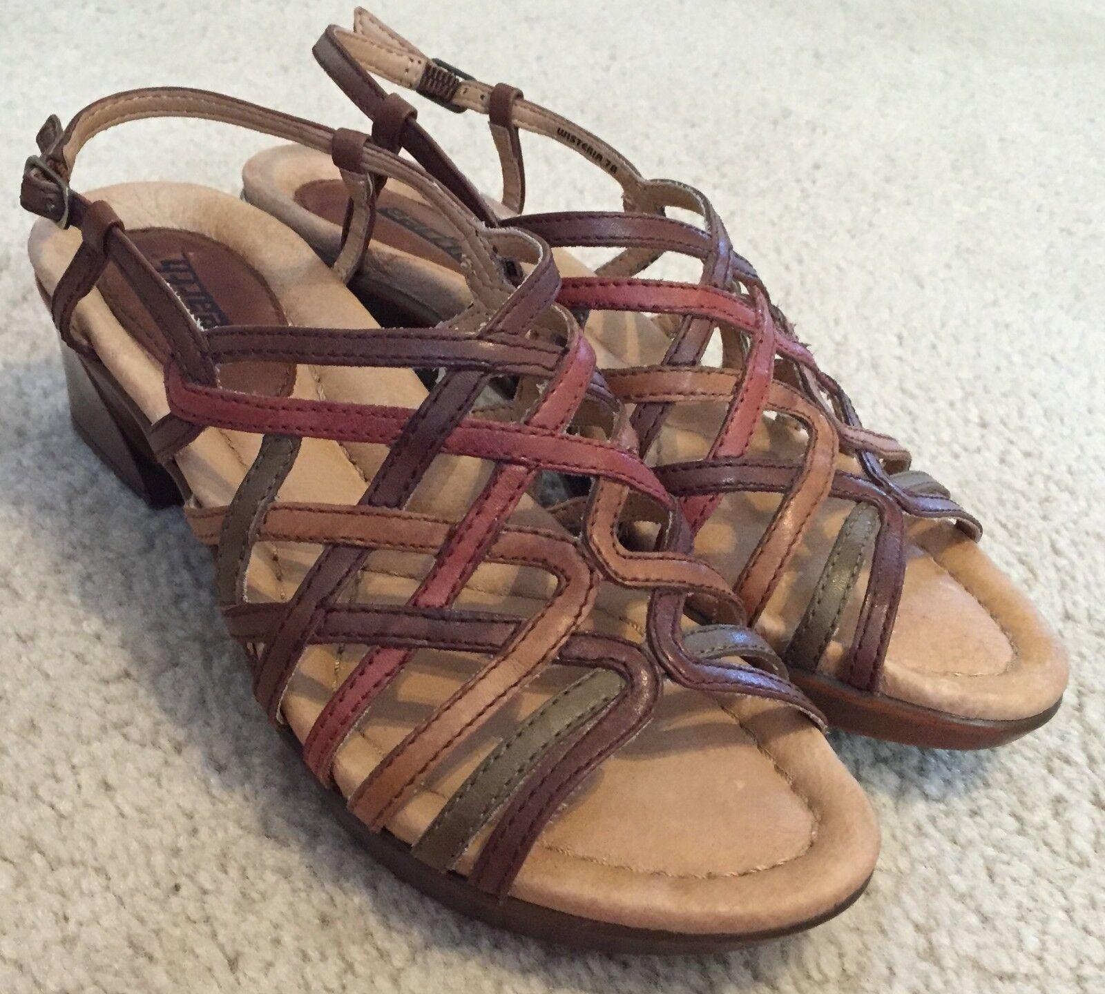 Women's Earth Brand Wisteria Strappy Sandals  7 M    89