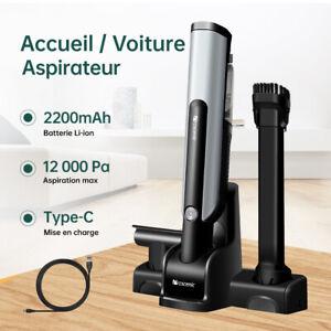 Proscenic S1 Aspirateur Main sans Fil Voiture Aspirateur de Table Charge Rapide