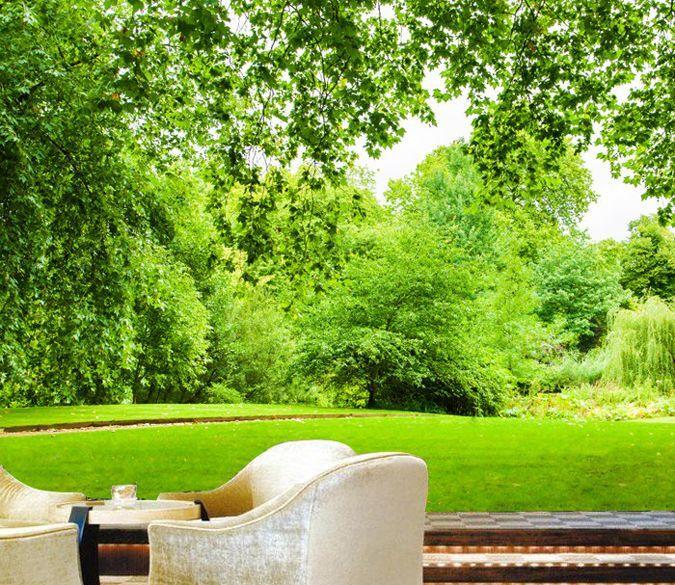 3D erba Grün 123 Parete Murale Foto Carta da parati immagine sfondo muro stampa
