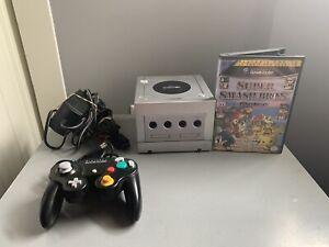 Nintendo-GameCube-Platinum-Bundle-Smash-Bros-Melee-Tested
