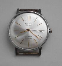 Poljot de luxe. 23 j. 2209 ULTRA slim Soviet watch. Ussr.