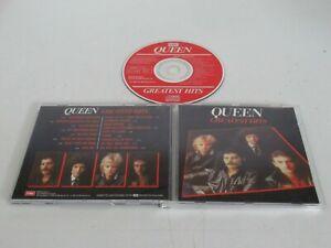 Queen-Greatest-Hits-Emi-Cdp-7-46033-2-Japan-CD-Album