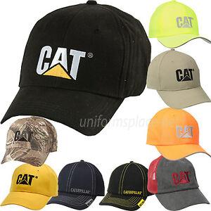 Mens Baseball Cap CAT z8dbgTidmC