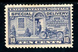 USAstamps-Unused-FVF-US-Special-Delivery-Scott-E12-OG-MHR-Tear