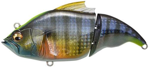 "4.5/"" Japanese Fishing Lure Hard Body Swimbait Megabass Vatalion Glide Bait"