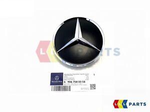 Analytique New Genuine Mercedes Mb Sprinter Van W906 Porte Arrière Star Badge Emblème 9067580058-afficher Le Titre D'origine Performance Fiable