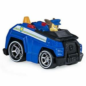 Paw Patrol Chase Die Cast Car 1:55 Scale Working Wheels New Fast Free Shipping