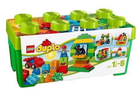 LEGO® DUPLO® - 10572 LEGO® DUPLO® Große Steinebox