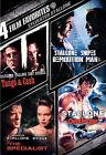 4 Film Favorites: Sylvester Stallone (DVD, 2007, 2-Disc Set)